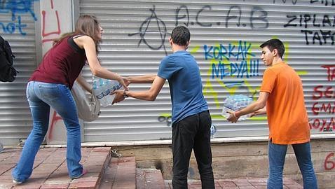 Taksim, abasteciniento