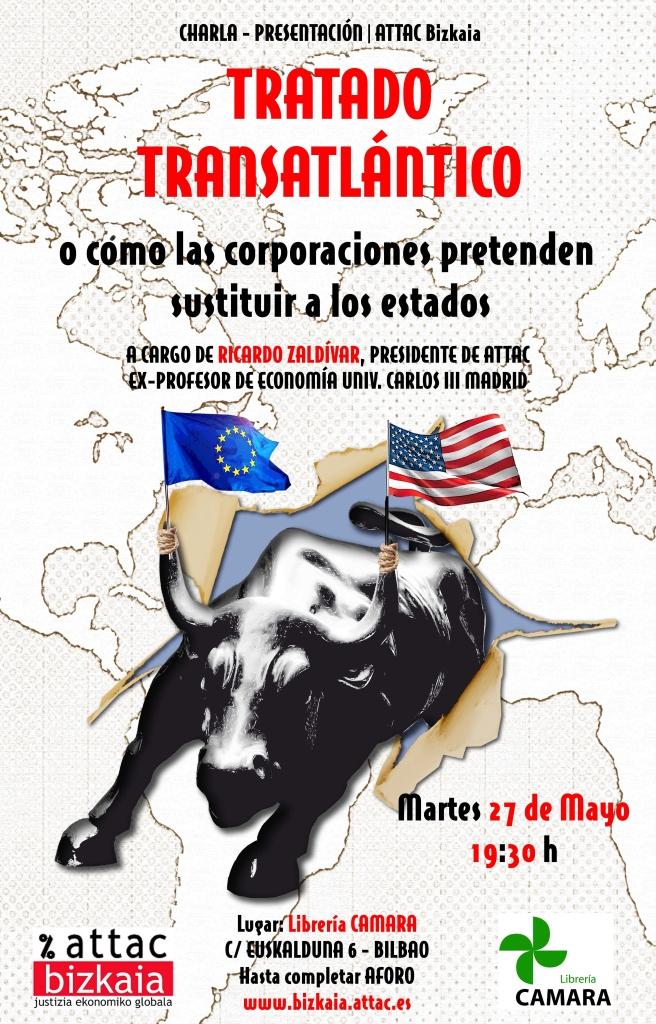 ATTAC Bizkaia 27-5, Charla-Presentacion